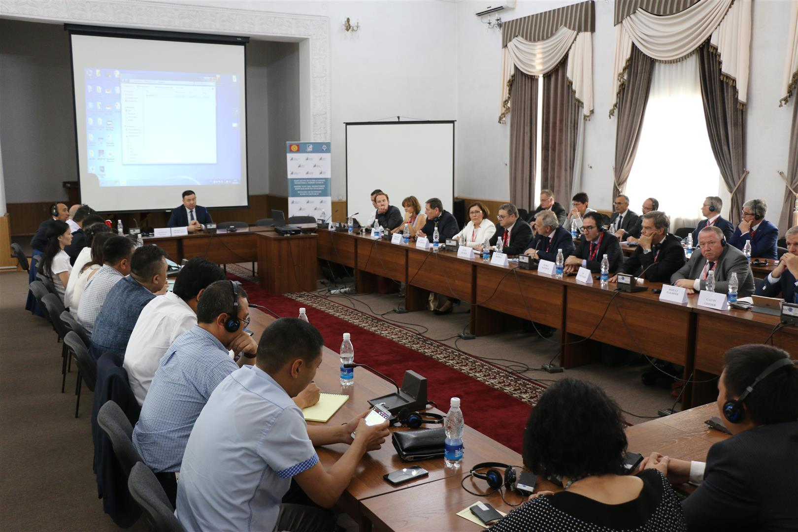 4 Meeting with Kyrgyz private sector